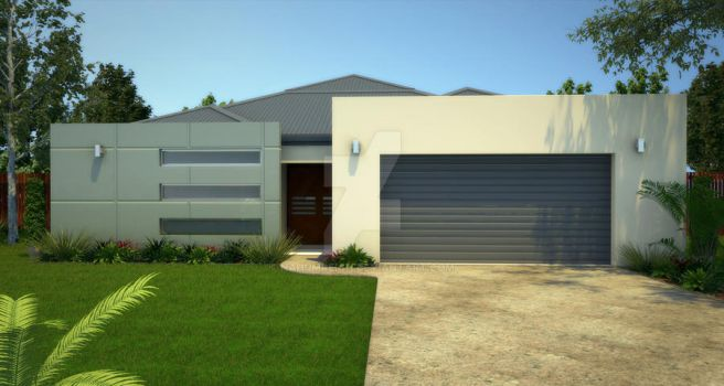 Simple Queensland Home by nahumreigh