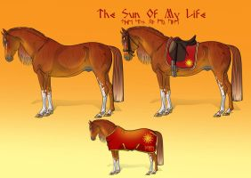 FYN Sun Of My Life by EdithSparrow