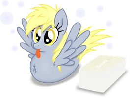 The Derpy Duck by Fooleraid