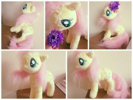 Fluttershy Collage! by laurilolly-crafts