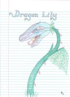 Dragon Lily by Anocard