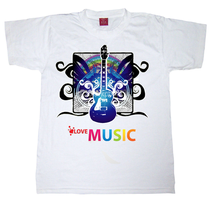 i love music t shirt by edwardiusa