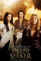 Legend of the Seeker, Season 3 by white-coma