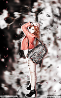 {Graphic #5} Hyun Ah (4MINUTE) by Larry1042k1