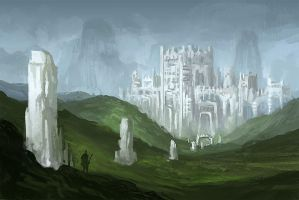White Castle by Howi3
