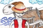 Luffy by Laurissa