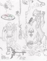 posideon on a page by Necro949445