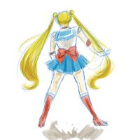 Sailor Moon by Kawaii-13