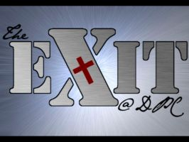 The Exit Logo by Cozie