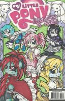 My Little Madoka Magica cover by PonyGoddess