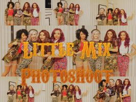 Little Mix photoshoot 05 by bypame