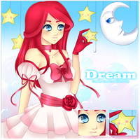 Dream - Under the star filled sky by Tish-Marie