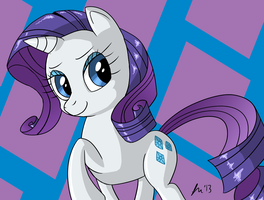 Rarity 2013 by J-Nanasca