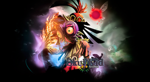 Skull Kid by Prototype-DA