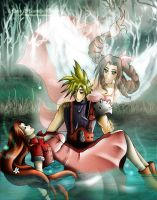I will be gone but.. by DarkRinoa88
