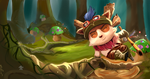 Captain Teemo by Panic4MCR