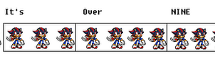 shadow its over 9k outfit sprites by jaquille1