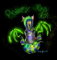 Power UP ! by CanineCriminal