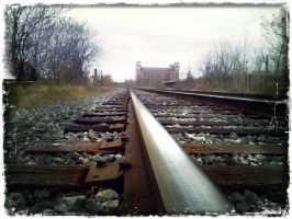Walk on the tracks by supraXchris