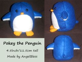 Pokey the Penguin by AngelBless