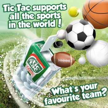 Tic tac sports by FIBI15