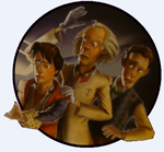 Back to the Future: TG Icon by Nintomster