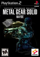 Metal Gear Solid Maybe by MichaelKnouff