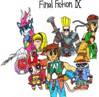 Final Fiction IX by Ford1114