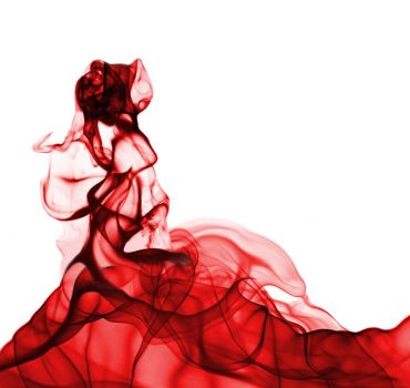 Lady in red by Iviforever