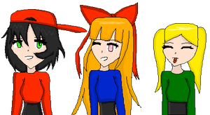 The PPGs in RRBs Clothes by BrickercupMasterX3