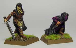 MORDHEIM Robbers by FraterSINISTER