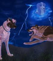 Thunder.s Laughter by Pred-Adopts