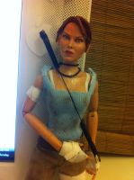 Tomb Raider 2012 Custom Figure by TombRaiderPost