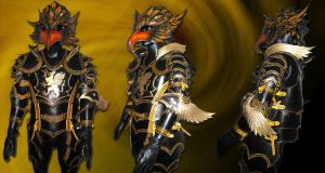 Gryphon Armor '07- Compiled by Azmal