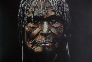 Old African Women by smythe01