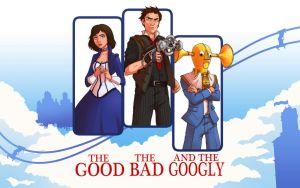 The Good, The Bad and the Googly by NatashaDSaville