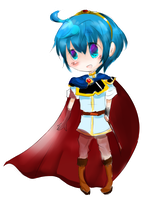 Cheebs Marth by Saikensuru