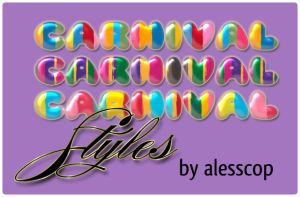 Carnival Mardi Gras Styles PS by alesscop