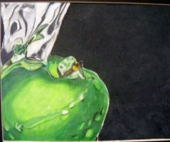 Water Apple by batmangirl2005
