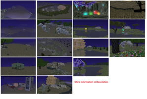 FeralHeart Map Pack for Sale [CLOSED] by IzziTheEpic19