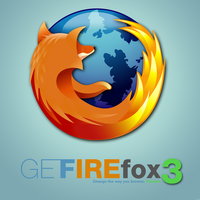 Get FireFox 3 by Pathard