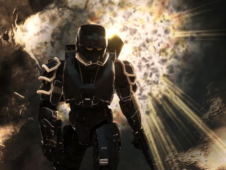 Halo 3 - Immortality by pizzagrenade
