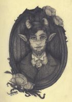 The Faun of Westminster by Trollki
