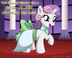 Claire Corlett (Grand Brony Gala) by skull-boy666