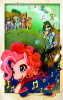 MLP FIM: Pinkie Pie - a friend in deed by hinoraito
