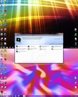 Windows 7 Desktop, 2010-01-22 by BoltClock