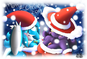 Merry Christmas 2013 by Sol-Uxie