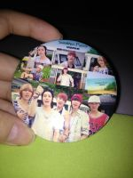 MyName Summer Party Badge by KpopGurl