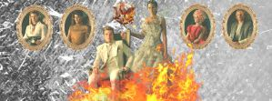 The Hunger Games Catching Fire by InfiniteFanForever