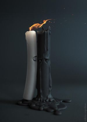 Candles by veprikov